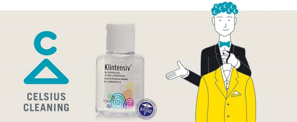 Poza Celsius Cleaning și Klintensiv GARANTEAZĂ siguranța hainelor tale 1