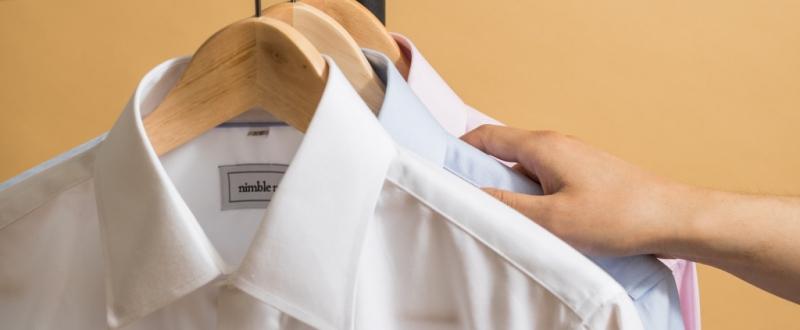 Poza 4 sfaturi pentru curățarea gulerelor și a manșetelor cămășilor 1